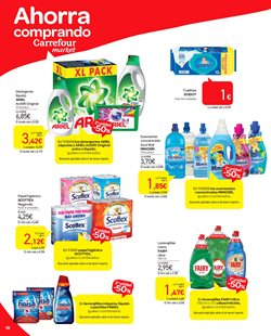 Ofertas de Scottex  en el folleto de Carrefour Market en Madrid