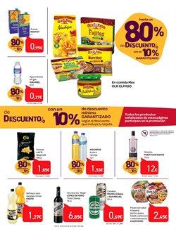 Ofertas de Cerveza  en el folleto de Carrefour Market en Motril