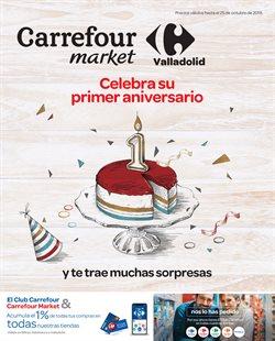 Ofertas de Hiper-Supermercados  en el folleto de Carrefour Market en Valladolid