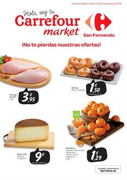 Ofertas de Desayuno, postres y pan  en el folleto de Carrefour Market en El Puerto De Santa María