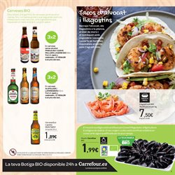 Ofertas de Cerveza  en el folleto de Carrefour Market en Puigcerda