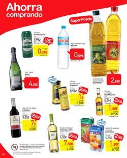 Ofertas de Vino blanco  en el folleto de Carrefour Market en Madrid