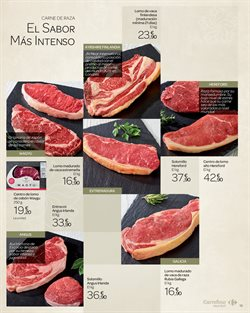 Ofertas de Carne y charcutería  en el folleto de Carrefour Market en Madrid