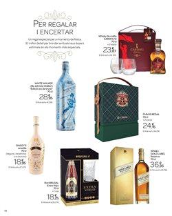 Ofertas de Ginebra  en el folleto de Carrefour Market en Barcelona