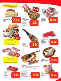 Ofertas de Queso rallado  en el folleto de Carrefour Market en Fuengirola