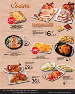 Ofertas de Bacalao  en el folleto de Carrefour Market en Madrid