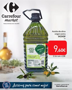 Ofertas de Black Friday  en el folleto de Carrefour Market en Madrid