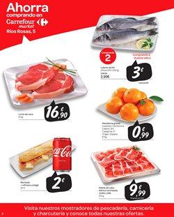 Ofertas de Uvas  en el folleto de Carrefour Market en Madrid