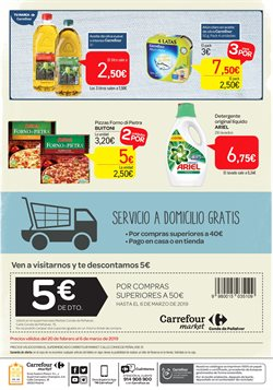 Ofertas de Fragancias  en el folleto de Carrefour Market en Madrid