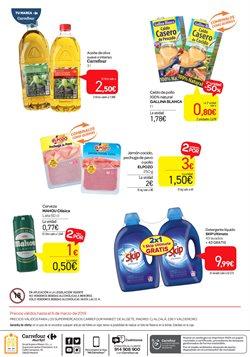 Ofertas de Caldo de pollo  en el folleto de Carrefour Market en Madrid