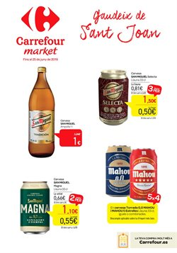Ofertas de Carrefour Market  en el folleto de Castelldefels