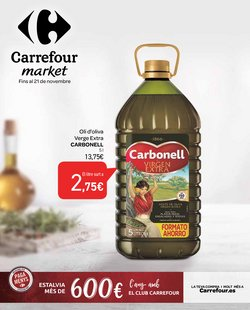 Ofertas de Carrefour Market  en el folleto de Cornellà