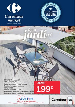 Catálogo Carrefour Market ( 7 días más )