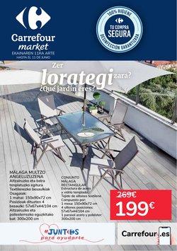 Catálogo Carrefour Market en Vitoria ( 16 días más )