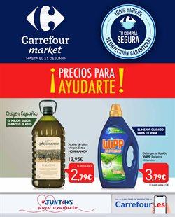 Catálogo Carrefour Market en Logroño ( 6 días más )