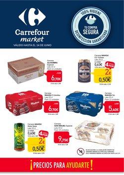 Catálogo Carrefour Market en Logroño ( 3 días publicado )