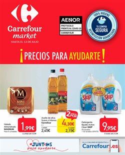 Catálogo Carrefour Market en Leganés ( 6 días más )