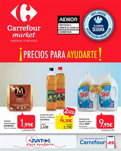 Catálogo Carrefour Market en Granada ( Caduca mañana )