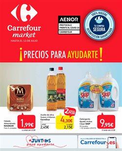 Catálogo Carrefour Market en Pozuelo de Alarcón ( 5 días más )