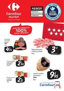 Catálogo Carrefour Market en Fuenlabrada ( 3 días más )