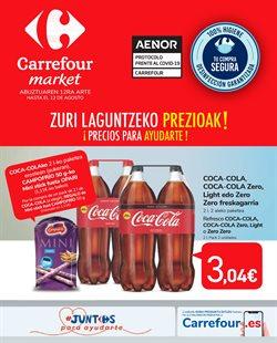 Catálogo Carrefour Market en Tolosa ( Caduca hoy )