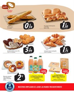 Ofertas de Masa de hojaldre en Carrefour Market