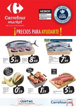 Catálogo Carrefour Market en A Coruña ( 3 días más )
