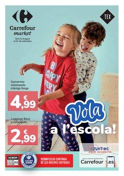 Catálogo Carrefour Market en L'Hospitalet de Llobregat ( Caduca mañana )