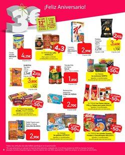 Ofertas de Arroz y fideuá en Carrefour Market