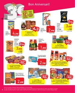 Ofertas de Fideuá en Carrefour Market