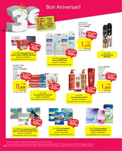 Ofertas de Sanex en Carrefour Market