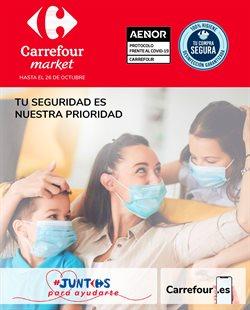 Catálogo Carrefour Market en Salamanca ( 4 días más )