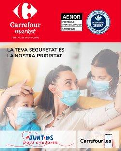 Catálogo Carrefour Market en Terrassa ( 6 días más )