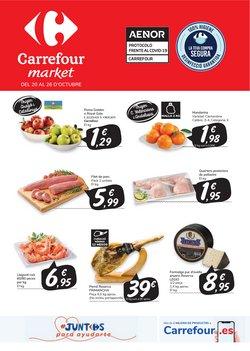 Catálogo Carrefour Market en Terrassa ( Publicado hoy )