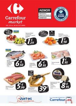 Catálogo Carrefour Market en Salamanca ( 2 días publicado )