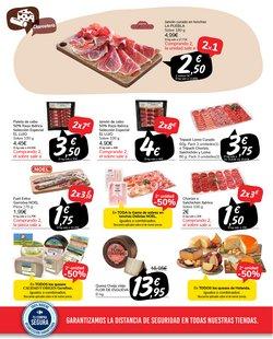 Ofertas de Salchichón ibérico en Carrefour Market
