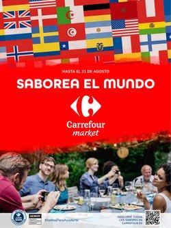 Ofertas de Carrefour Market en el catálogo de Carrefour Market ( 30 días más)