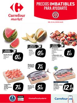 Ofertas de Carrefour Market en el catálogo de Carrefour Market ( Caduca hoy)