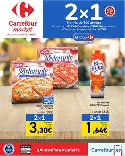 Ofertas de Hiper-Supermercados en el catálogo de Carrefour Market ( Caduca mañana)