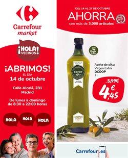 Catálogo Carrefour Market ( 11 días más)
