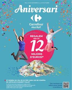 Ofertas de Carrefour Market en el catálogo de Carrefour Market ( 15 días más)