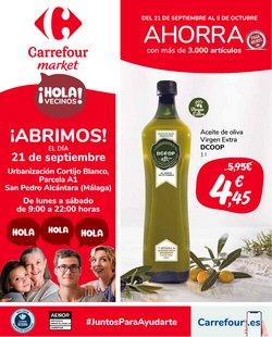 Ofertas de Carrefour Market en el catálogo de Carrefour Market ( 10 días más)