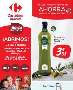 Catálogo Carrefour Market ( 8 días más)