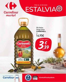 Catálogo Carrefour Market ( Caduca mañana)