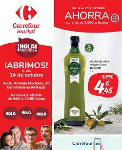 Catálogo Carrefour Market ( 6 días más)