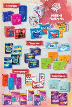 Ofertas de Evax  en el folleto de Dia en Madrid