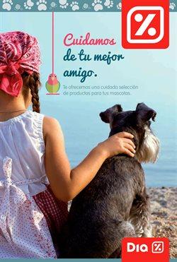 Ofertas de Mascotas  en el folleto de Dia en Getafe
