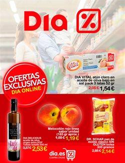 Ofertas de Dia  en el folleto de Málaga