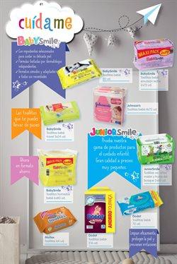 Ofertas de Johnson's  en el folleto de Dia en Vigo