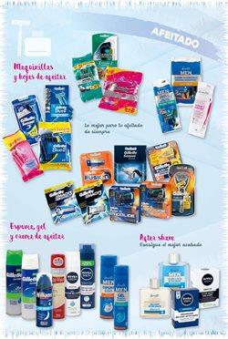 Ofertas de Gillette  en el folleto de Dia en La Orotava